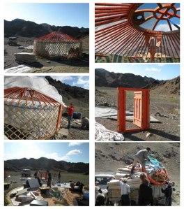 yurt breakdown