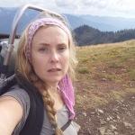 Expect_Rachel selfie
