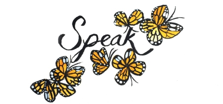 butterfly speak