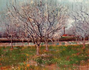 Van Gogh orchards