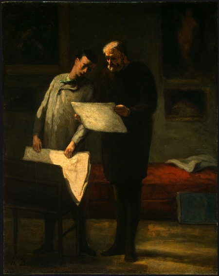 advice_to_a_young_artist_by_honore_daumier_c1865-68