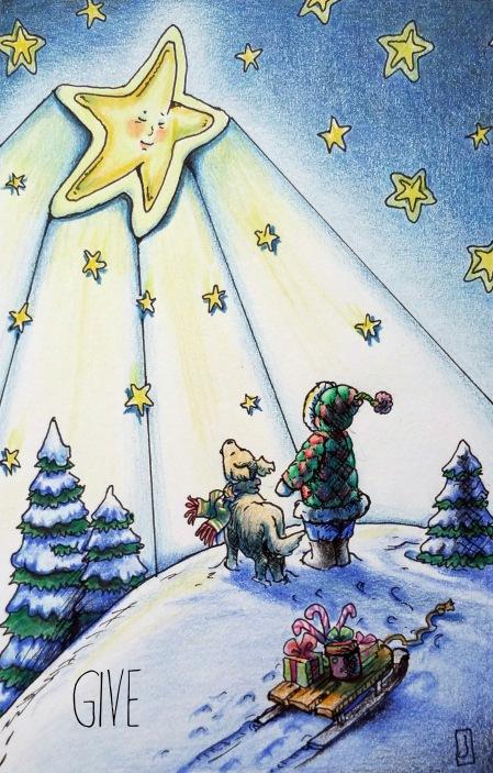 Christmas Star by Jan Fagan